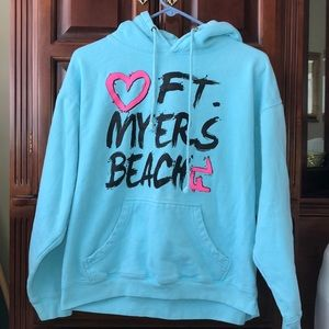 I ❤️ Fort Meyers Beach FL Sweatshirt